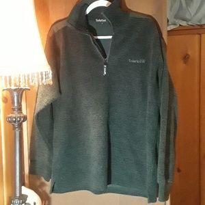 Dark green timberland sz XL Pullover